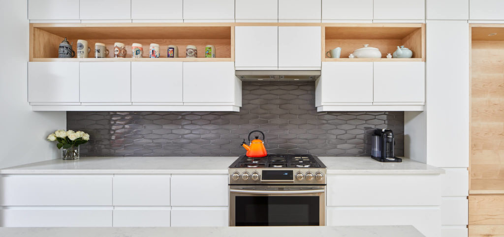 Custom Kitchen Built by Sheshko Construction